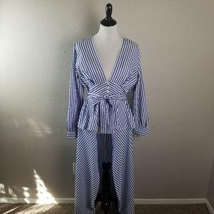 Women tunic, duster, blazer